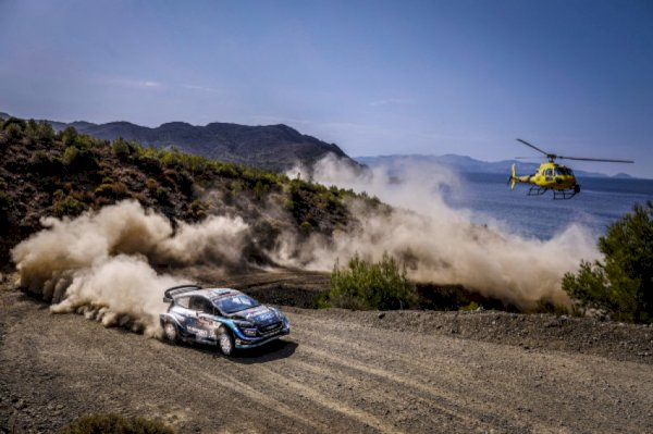 WRC – Rally Turkey finalises September date trade