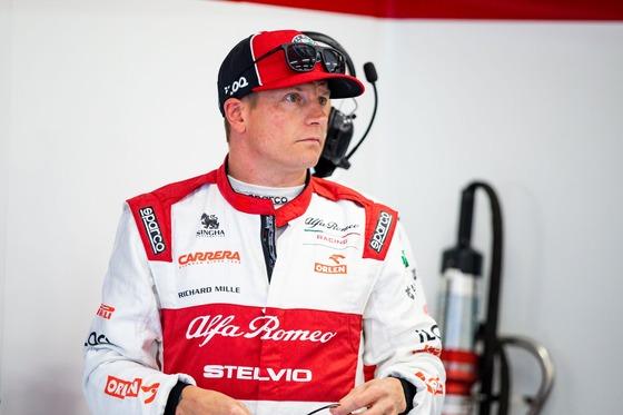 """Raikkonen: 'I had a best grip when I was in pitlane"""""""