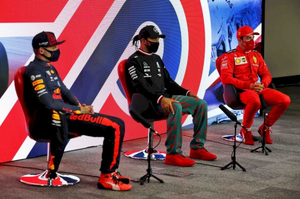 F1 – 2020 BRITISH GRAND PRIX SUNDAY PRESS CONFERENCE