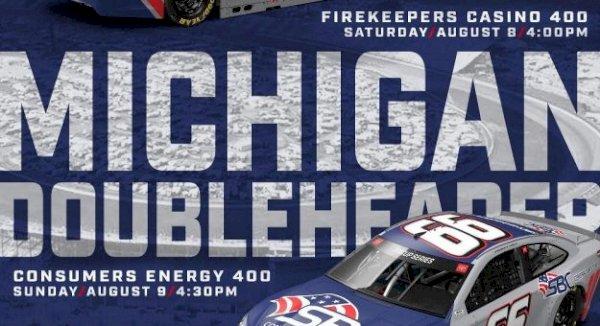 SBC Contractors sponsoring Timmy Hill, MBM Motorsports at Michigan