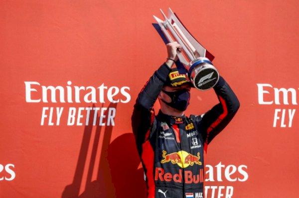 F1 – Verstappen wins Seventieth Anniversary Gargantuan Prix before Hamilton and Bottas