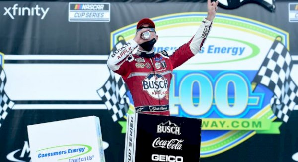 Kevin Harvick sweeps Michigan and gets fifty fifth profession Cup take dangle of