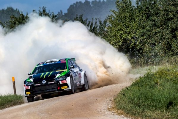 ERC – Ancient past-maker repeating as Solberg, 18, tops lead fight