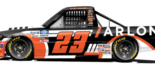 Arlon to Sponsor Brett Moffitt at Dover World Speedway