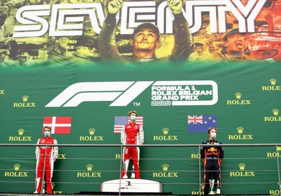 F3 – Sargeant retakes Championship lead with dominant Spa Scamper 2 prefer forward of teammate Vesti