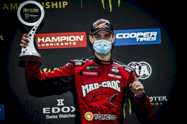 World RX – Gronholm takes home take dangle of in Finland
