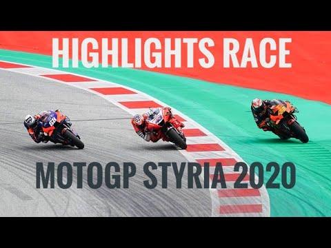 Highlights RACE MotoGP Styria 2020 | Miguel oliveira, Jack Miller, Pol Espargaro
