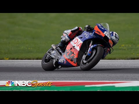MotoGP: Grand Prix of Styria EXTENDED HIGHLIGHTS | 8/23/20 | Motorsports on NBC