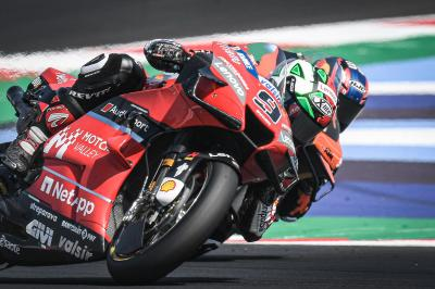 FREE: Best of the Emilia Romagna GP in super slow motion
