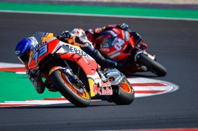 Rookie on the rise: Alex Marquez bags best MotoGP™ result