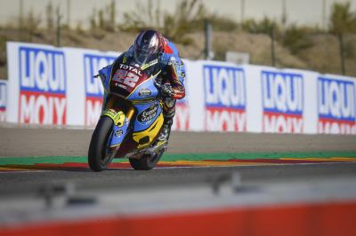 Recent lap file for pacesetter Lowes, Marini in Q1