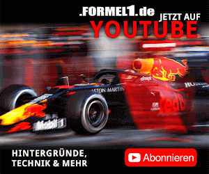 Formel1.de auf YouTube