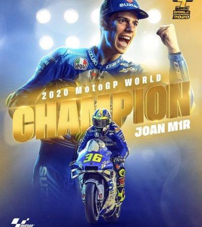 Mir: Red Bull Novices to MotoGP™ World Champion