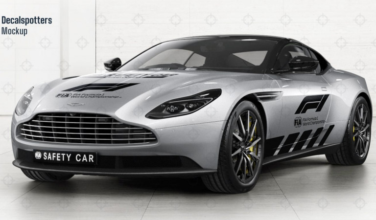 Aston Martin will be the new Formula 1 safety car