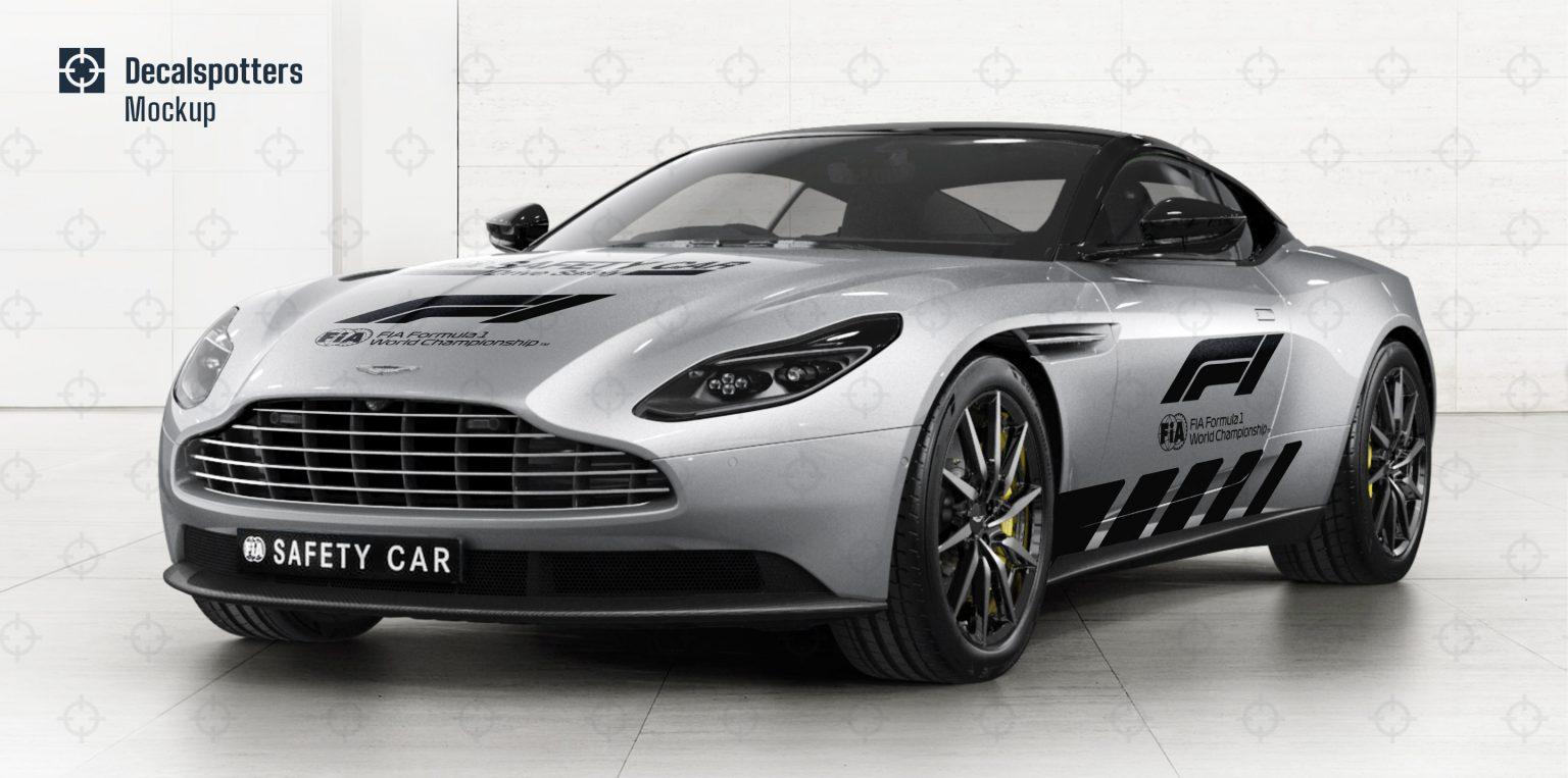 Aston Martin Will Be The New Formula 1 Safety Car Racing Elite Formula 1 Motorsport Racing