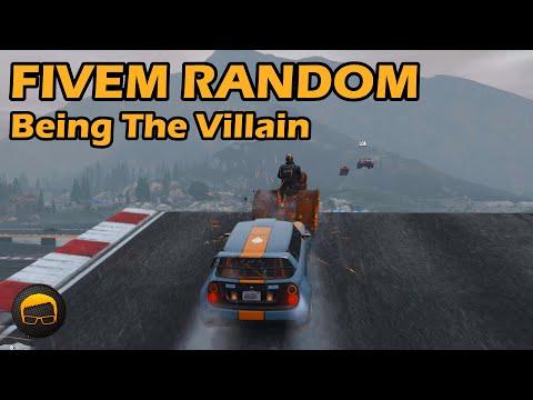 Being The Villain – GTA FiveM Random All Racing Live #82
