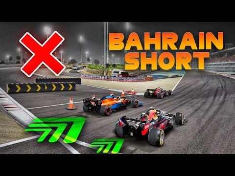 F1 2020 Bahrain GP: Racing the Alternate Layout