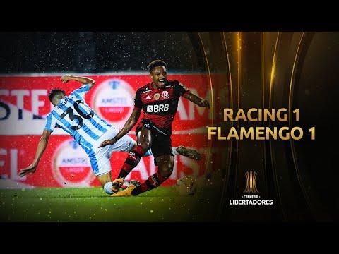 Racing Club vs. Flamengo [1-1]   RESUMEN   Octavos de Final   CONMEBOL Libertadores
