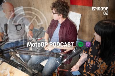 Most productive of the MotoGP™ Podcast!