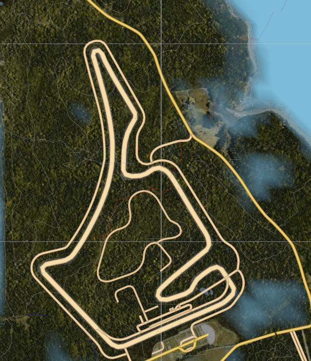 r/formula1 - Was trying a new map on DayZ when I noticed something a bit familiar