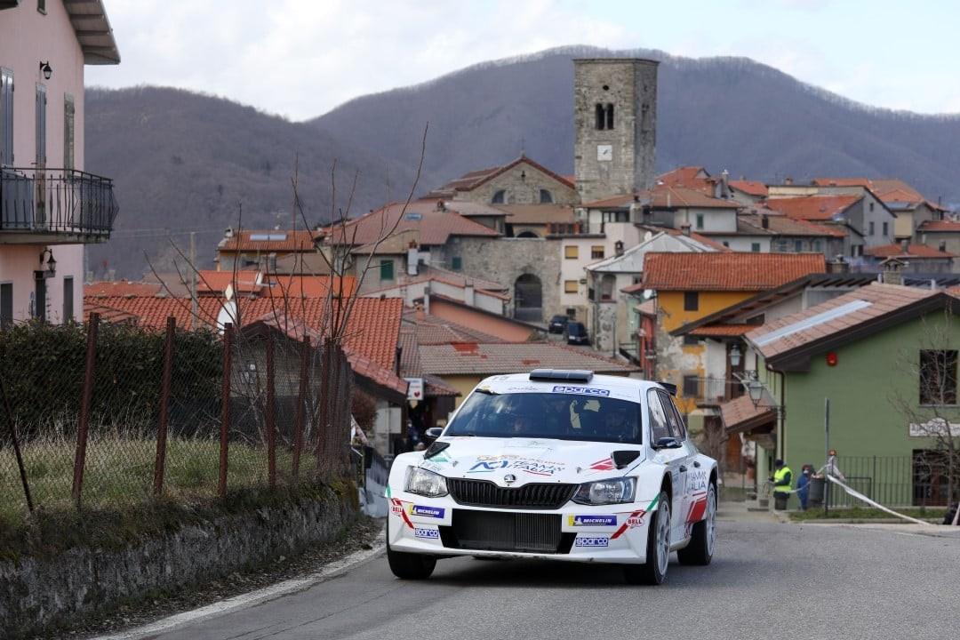 2020 ERT - Alps Rally Trophy - Rallye Sanremo (photo: event Facebook)