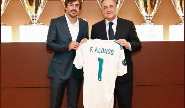 10 facts about Fernando Alonso