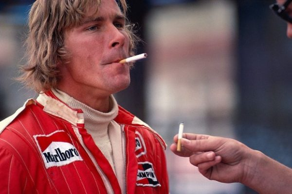 James Hunt: Formula 1 in one person