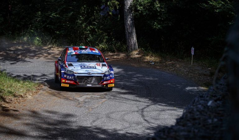 ERC – Crugnola's crusade too solid for double European champion Basso