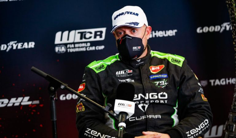 WTCR – 2021 Drag Of Hungary – Put up-qualifying press conference