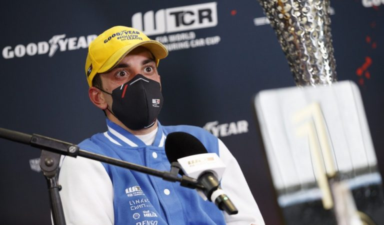 WTCR – 2021 Flee of Hungary Flee 2 press conference