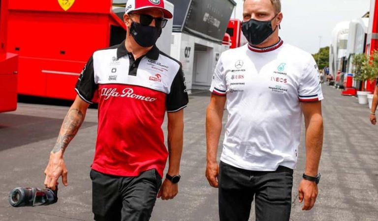 French media: Raikkonen to announce retirement in Monza, Bottas to Alfa, Russell to Mercedes