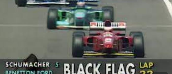 Black Flag in Formula 1