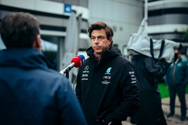 """mercedes'-toto-wolff:-""""there's-been-a-ideal-buzz-within-the-group-over-the-finest-week-or-so"""""""