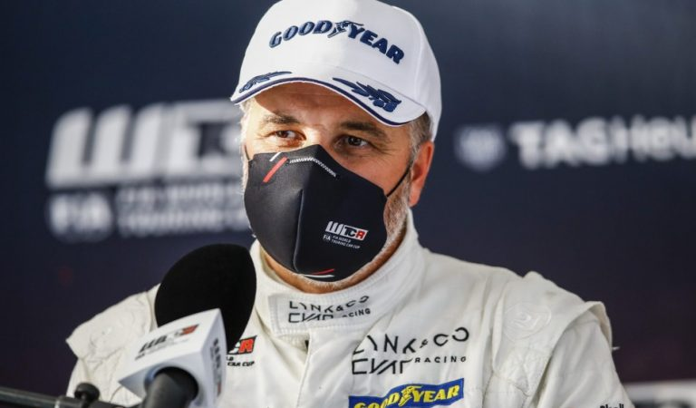 WTCR – 2021 Bustle of France – Post-Qualifying press conference
