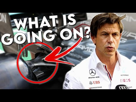Are Mercedes F1 Cheating?