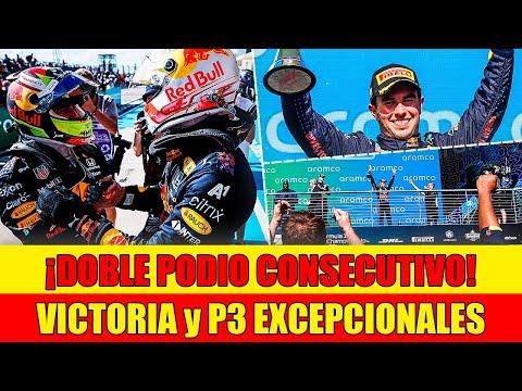 ¡¡BRAVOOO!! MAX BRILLANTE y CHECO MAS FUERTE QUE NUNCA! *sin agua* | RESUMEN CARRERA GP EEUU F1 2021