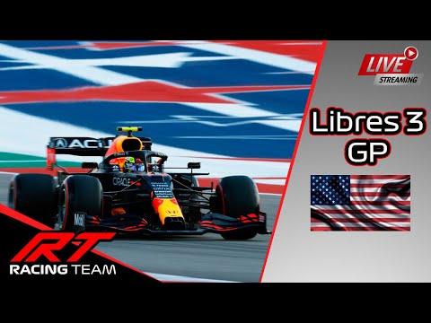 🔴 DIRECTO / GP de Estados Unidos F1 2021 |  PRACTICA LIBRE # 3 – REACCIONANDO EN VIVO