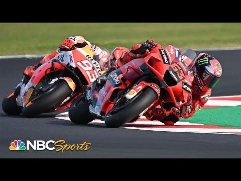 MotoGP: Emilia Romagna Grand Prix   EXTENDED HIGHLIGHTS   10/24/21   Motorsports on NBC