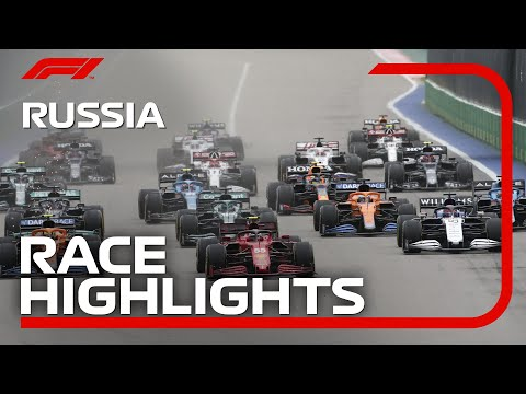 Race Highlights   2021 Russian Grand Prix